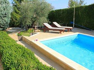Villa Villanovizza  in Barban-Ferienäuser mit Swimmingpool
