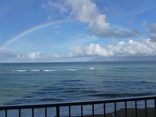 LOCATION, LOCATION 2 BDRM 2 1/2 BATH OCEAN-FRONT CONDO $295/nt  Apr 4-16