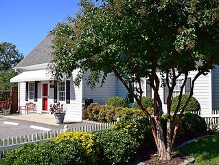 The Cary Cottage - Heart Of Downtown Cary - Walk To Restaurants, Shops.