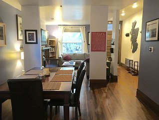 Capitol Hill, Walk to Downtown, Awesome 3 Bedroom with Patio and Garage!