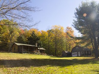 Cozy Cabin In The Catskills for Fall
