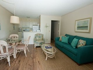 Ocean Dunes Villa 220 - 1 Bedroom 1 Bathroom Oceanfront Flat  Hilton Head, SC