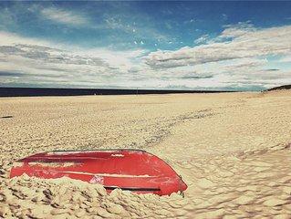 Ferienwohnung in Westerland nur 100m vom Strand