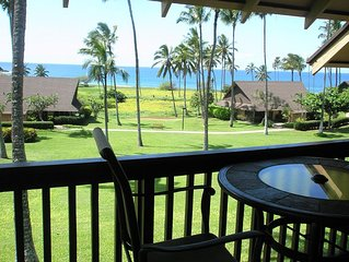Stunning Views Of The Ocean And Kepuhi Beach From Beautifully Remodeled Condo