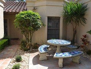 Beautiful Condominium Near All Attractions Located In Prestigious Mission Inn