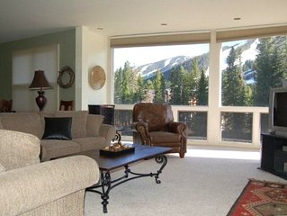 Spectacular Views! Luxury 3BR/2BA in Base Area Location - Trademark