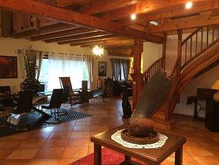 Magnifique appartement 6 pieces, Haute Savoie entre Annecy et Thones