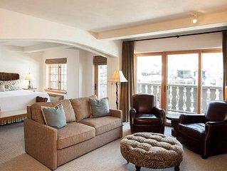 Bridge Street Lodge Condo 1 bedroom/ 2 bath air conditioning unit, balcony