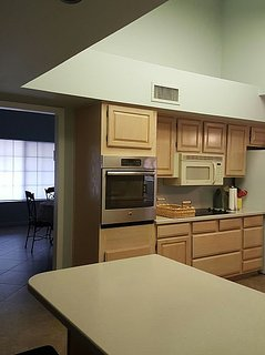 kitchen with dishwasher, garbage disposal etc