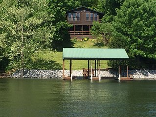 Enjoy summer sun, fall colors, cozy winter fires, wineries, fishing & more!