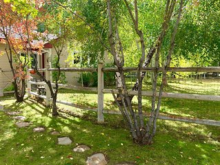 Aspen Grove Suite is a quiet retreat location.