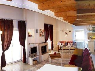 Aosta: Appartamento confortevole per vacanze estive ed invernali