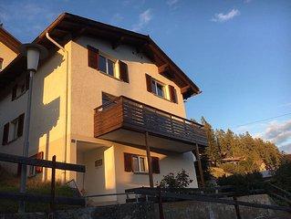 Ferienhaus fur 8 Personen / Skigebiet Flims/Laax, Surselva, Graubunden