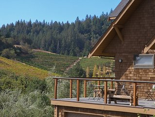 Crossroads Vineyard:  In the Heart of Healdsburg Wine Country