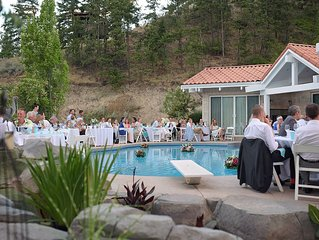 Special Event Venue & Relaxing Family-Friendly Escape, Close To Wineries.
