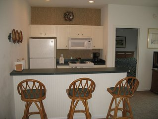 First Floor Condo, Sea Trail Golf Resort, Near Beach, Wifi