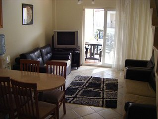 Lissa Gardens 7 is a spacious first floor apartment that is well appointed and f