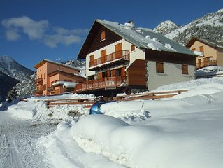 chalet - 10 rooms - 10/12 persons