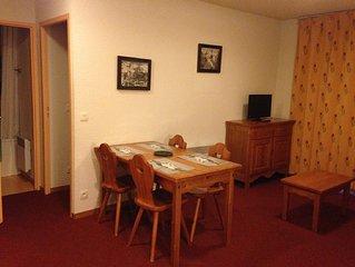 Appartement 30 m2,  Savoie, le Corbier