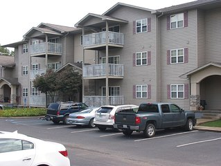 Beautiful 2 bedroom/2 bath Condo located on the Rend Lake Golf Course