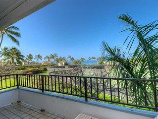 Updated 1 Bedroom Ocean view on Poipu Beach
