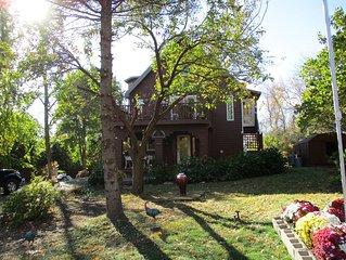 Lake Community House