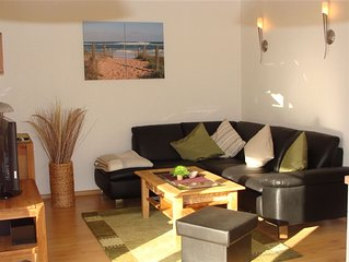 cozy and comfortable apartment for 4 pers., 250 m away from the beach