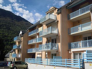 Well kept apartment T3 Pretty In Calm Residence - Luz Saint Sauveur