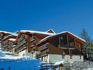 COURCHEVEL village 1550m - 2 PIECES REFAIT A NEUF