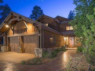 Luxury Pine Canyon Retreat w/ Forest Views - Grand Canyon, Snowbowl, Sedona