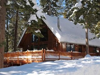 Adorable, Classy, Cabin in the Pines-Hot Tub, Poo