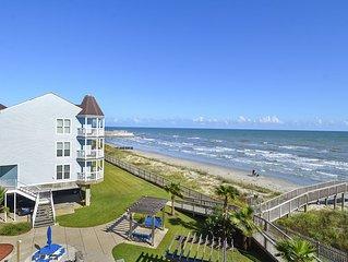 A Sunny Seahorse A great beachfront condo w/ 2 gulf view balconies