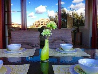 Luxury apartment in Elviria/Marbella area-Mountain & Coast views