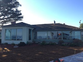 Premier Ocean Bluff Home with Capitola and Pleasure Point Views