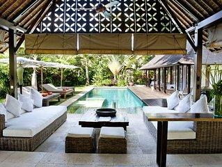 Luxury three-bedroom Villa