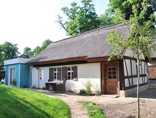 Schönes Fischerhaus aus 1774 am Schwielowsee, mit exklusiver Ausstattung