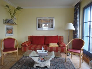 2 bedroom apartment, idyllic location in Putgarten, Cape Arkona