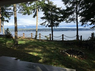 Secluded Camano Island Escape - 3 Bedroom/3 Bath