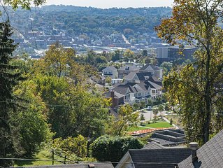 Pittsburgh Inclined: Fully Equipped Sq Hill Beauty