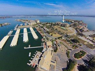 The Waters Resort 3/2 Condo w/ AMAZING Sunrise & Sunset Horseshoe Bay views!!