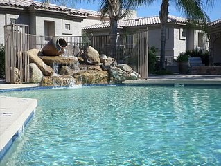 Beautiful Townhome  w/ attached 2 car garage, pool and panoramic mountain views