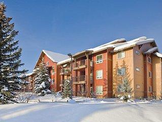 1 Bedroom Steamboat Ski Condo close to all the fun & shopping