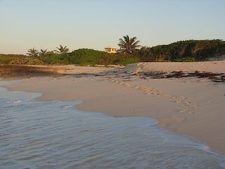 Oceanfront home 25 minutes from Marsh Harbour (MHH), Abaco Bahamas