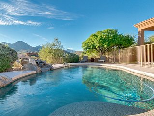 Fountain Hills Luxury Retreat - 4 Bedrooms - Sweeping Views -Abundant Golf