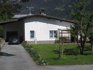 Ihre ruhige, grosse und modern eingerichtete Ferienwohnung in Tirol