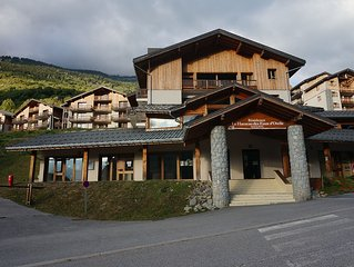 appartement 6 prsonne val-thorens 3 vallees spa