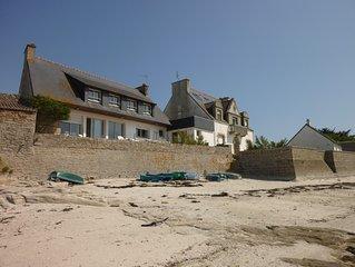 Villa Bord de Mer - Acces direct a la plage