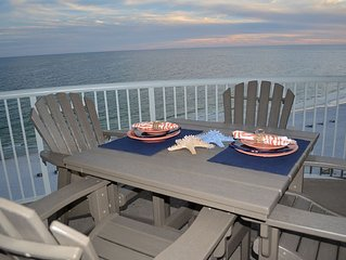 SEPT 18-26 OPEN! AMAZING SUNSETS *BEACHFRONT *8TH FLOOR *TRADEWINDS *