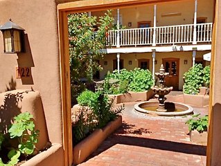 Experience Historic Taos:  Architect's Space,  Couples Welcome!