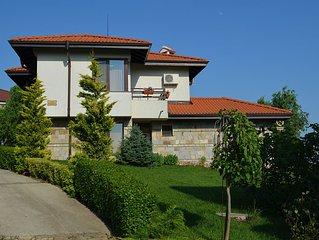 Sunny Beach Bulgaria vacation holiday rental self-catering villa